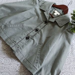 LOFT cropped blazer size 4